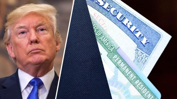 """[TLMD - LV] Trump y la """"green card"""" por matrimonio: los cambios"""