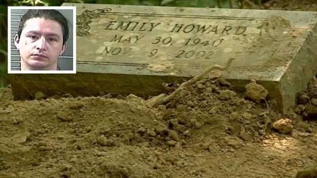 Macabro: acusado de desenterrar la tumba de su abuela