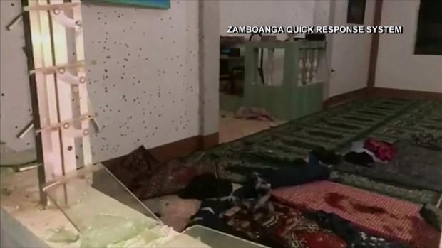 [TLMD - LV] Mortal ataque con granadas en Filipinas