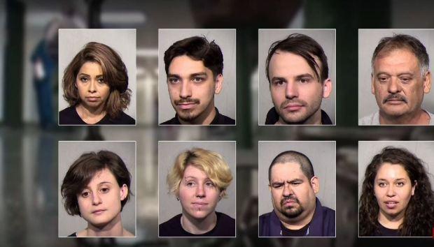[TLMD - AZ] 16 detenidos en Phoenix tras protestas a ICE