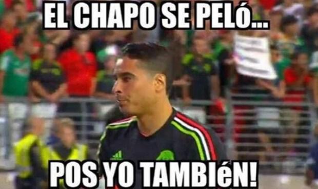 Los memes del partido México vs Guatemala