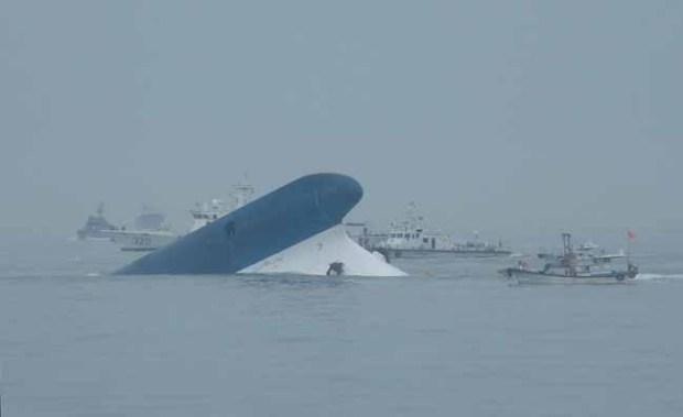 Video: Acusan de asesinato al capitán del Sewol