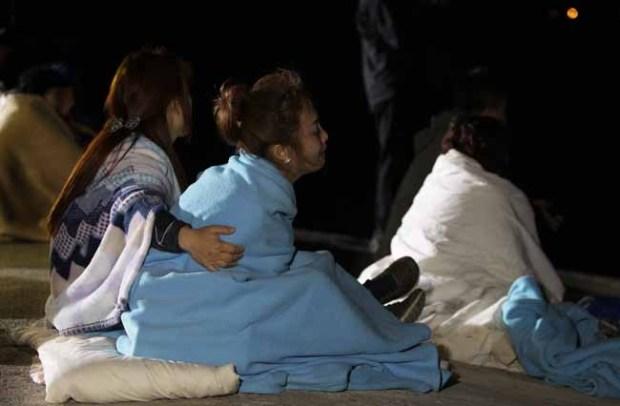 Video: Hallan 48 cuerpos en cabina del ferri