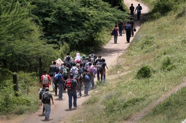 """Fotos: Rumbo al norte en """"La Bestia"""""""