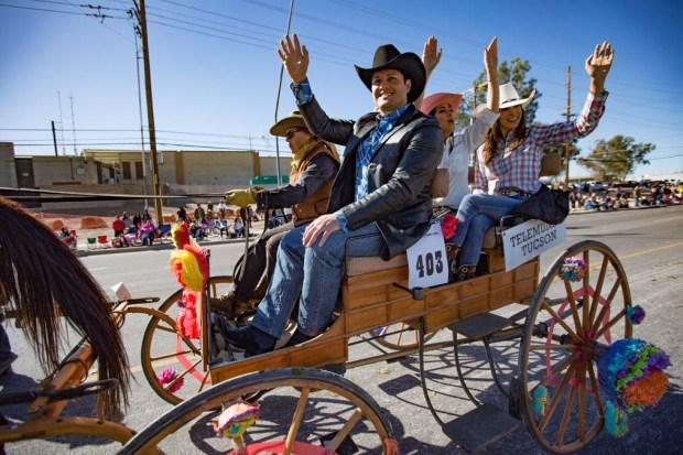 Fotos: Tucson se llena de emoción con La Fiesta de los Vaqueros