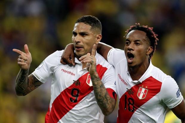 [TLMD - National - LV] Perú empata a 1 con tiro penal de Paolo Guerrero