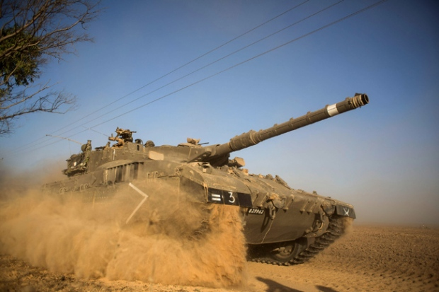 Video: Israel redobla su invasión en Gaza