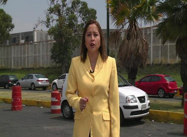 Piden liberación de bailarina detenida en México