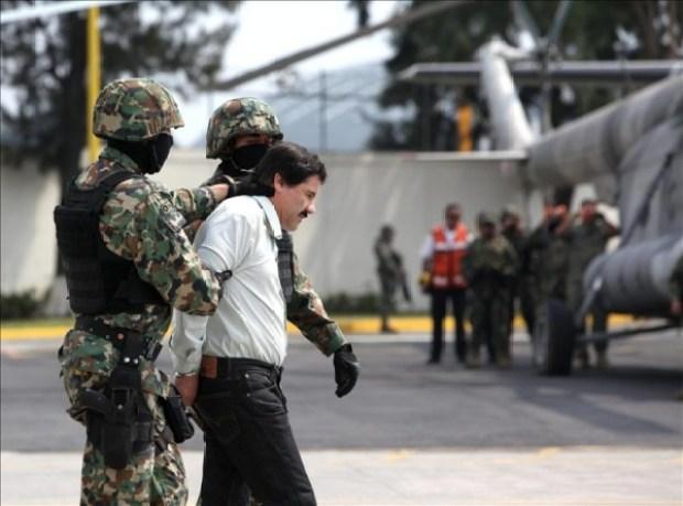 """Video: Supuestas grabaciones de """"El Chapo"""""""