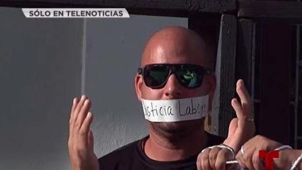 Encadenados reclaman sus derechos en Ponce