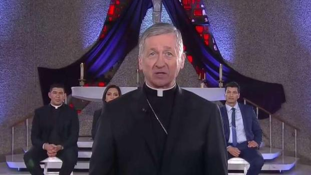 Cardenal de Chicago le habla al inmigrante