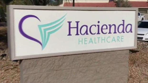 [TLMD - AZ] Extremas medidas de seguridad en Hacienda Healthcare