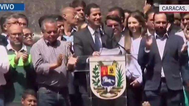 [TLMD - MIA] Guaidó convoca a movilización ciudadana para la próxima semana
