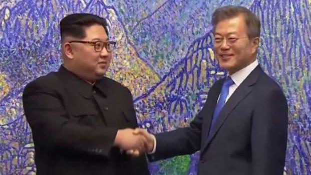 [TLMD - MIA] Las dos Coreas celebran cumbre histórica