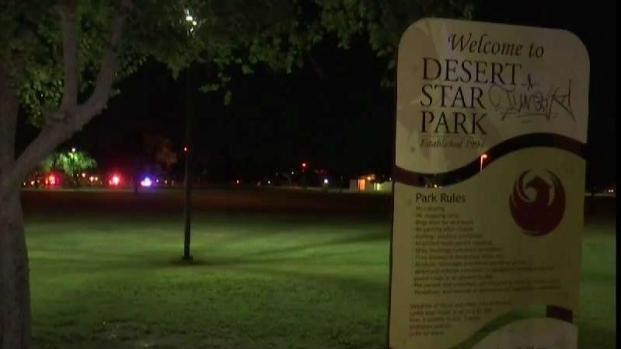 [TLMD - AZ] Muere joven baleado en parque de Maryvale