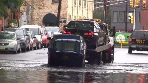 [TLMD - NY] Remanentes de Florence dejan inundaciones en NYC