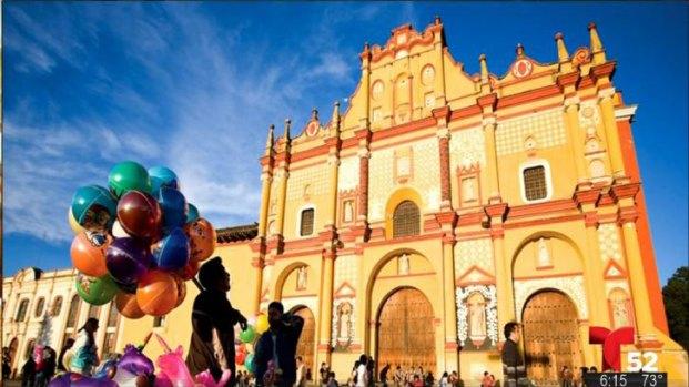 Pueblos mágicos: San Cristóbal de las Casas, Chiapas
