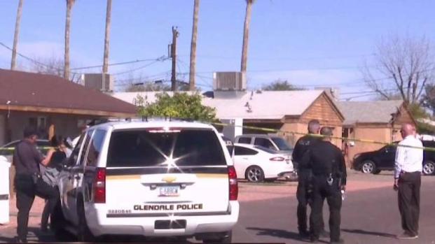 Una mujer es víctima de tiroteo en Glendale