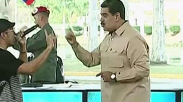 [TLMD - MIA] Maduro baila mientras represión deja muertos en Venezuela