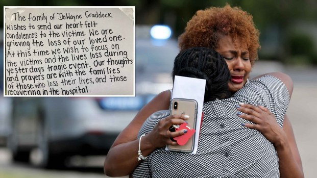[VIDEO] Familia de presunto atacante de Virginia Beach rompe el silencio