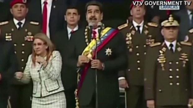 Explosión en Venezuela: ¿Cómo fue el supuesto atentado contra Maduro?