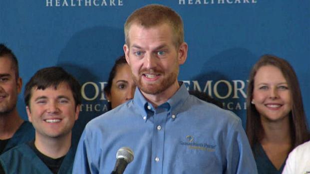 Video: Ébola: dan el alta médica a Kent Brantley
