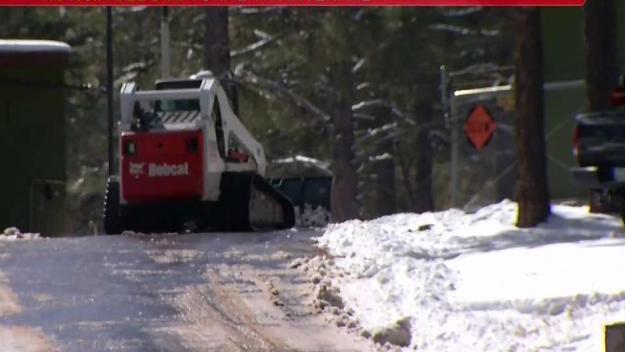 Flagstaff se anticipa a tormenta invernal