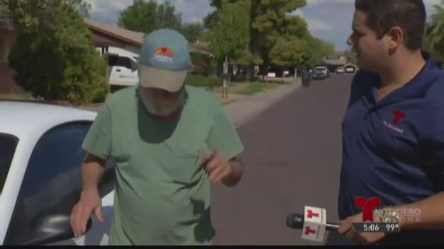 Video: Dueño de hogar habla sobre tiroteo fatal en Chandler