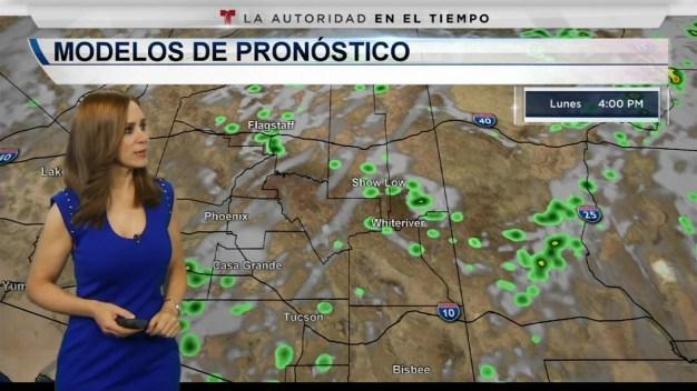 Temperatura mínima de 81ºF para Phoenix