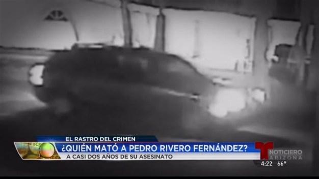 ¿Quién mató a Pedro Rivero en Arizona?