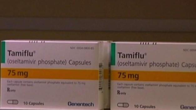 Alarman los efectos secundarios del Tamiflu