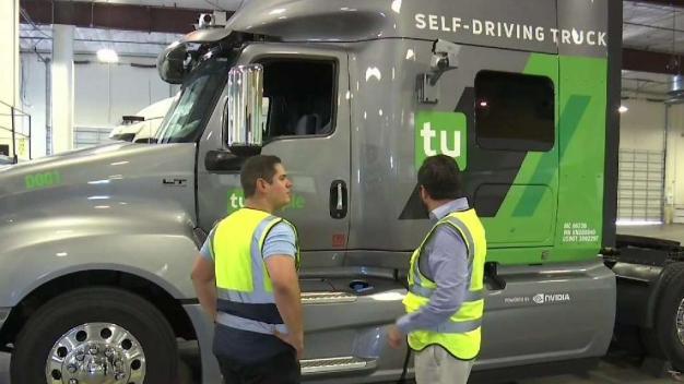 Camiones autónomos una realidad en vías de Arizona
