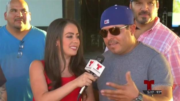 Entrevista en vivo con Intocable antes de su concierto en Tucson