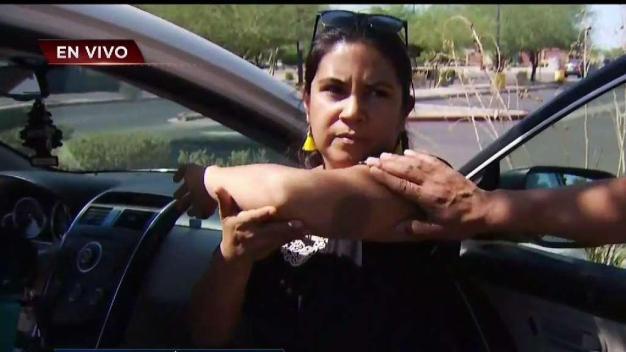 Mujer relata intento de secuestro en calles del valle