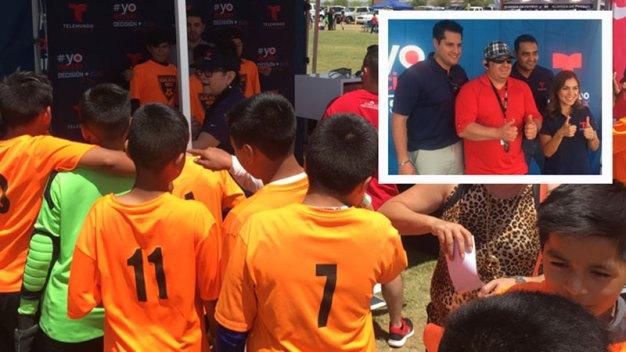 Fotos: Diversión durante Alianza de Fútbol en Arizona