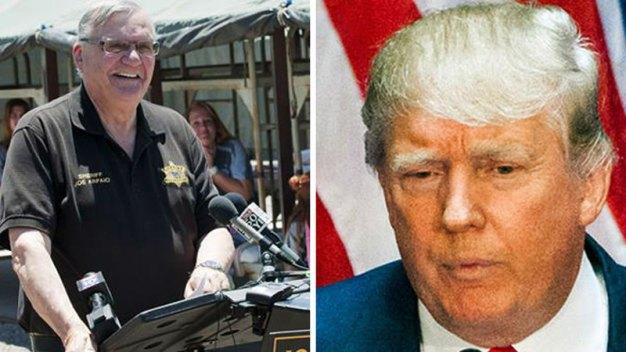 Arpaio asegura que no buscará ayuda de Trump
