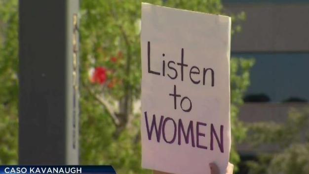 Protestas en AZ por decisión en caso del Juez Kavanaugh