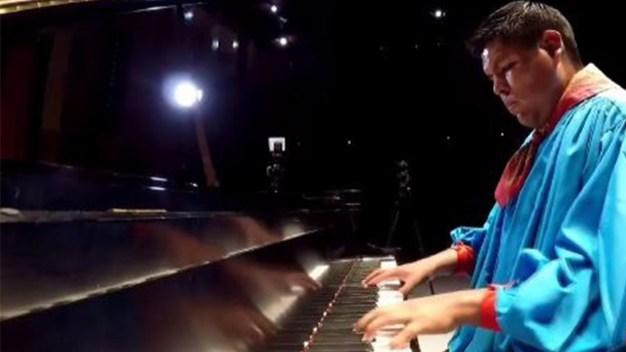 Conoce a Romeyno, pionero  pianista indígena