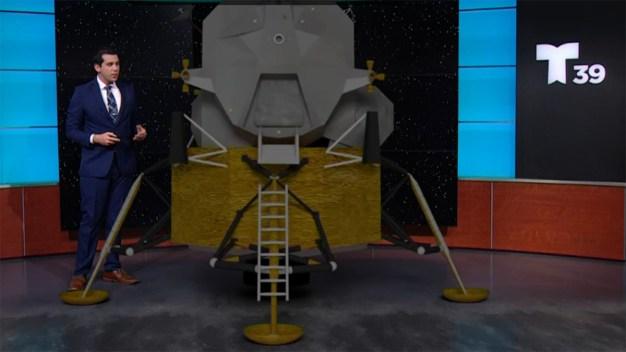 Cómo fue que el módulo Eagle llevó al hombre a la Luna hace 50 años