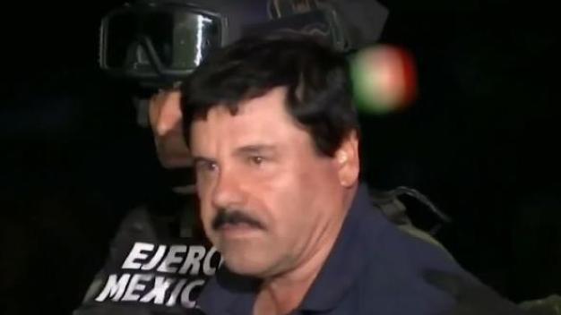 """Trasladan a """"El Chapo"""" Guzmán a Colorado"""