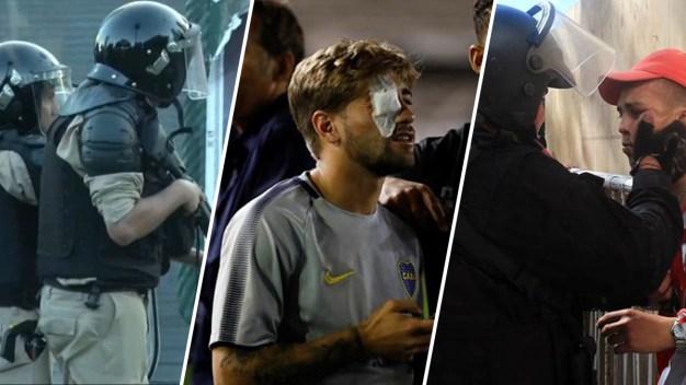 Final maldita en Argentina: arrestados y heridos durante enfrentamientos
