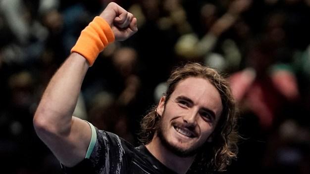 Duelo de generaciones: Federer cae ante Tsitsipas en la ATP