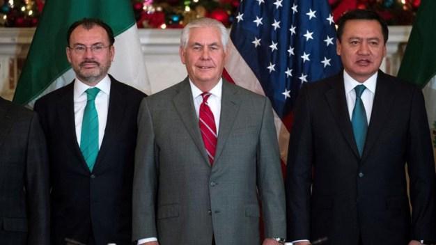 EEUU dará a México datos sobre delitos de deportados
