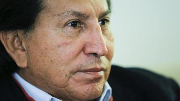 Supuesta embriaguez: arrestan a expresidente peruano