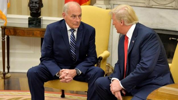 Kelly: Trump ha evolucionado sobre temas migratorios