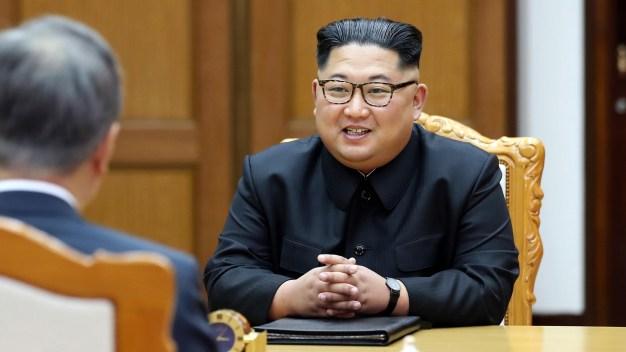 Kim decidido a verse con Trump y dejar armas nucleares