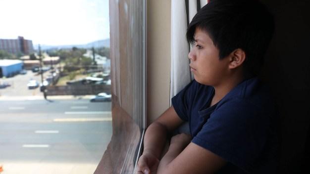 Informe del Senado revela drama de los niños migrantes