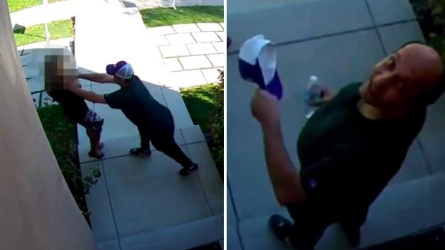 Dramático y violento ataque a una agente inmobiliaria
