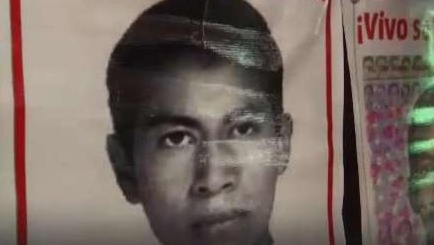 Ayotzinapa: padres reclaman respuestas al gobierno