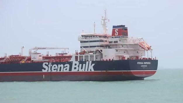 Tensión entre Irán y Reino Unido por petrolero detenido